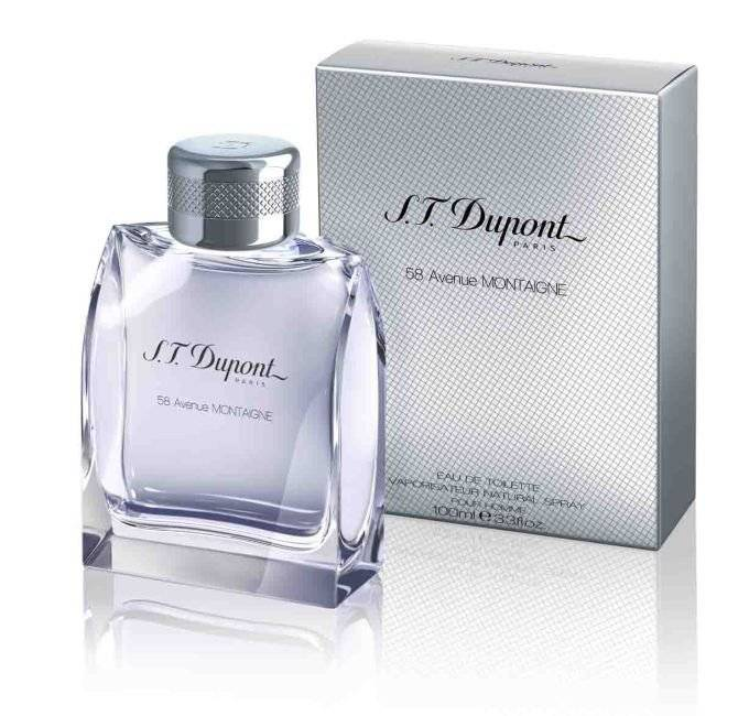 S.T. Dupont   58 Avenue MONTAIGNE For Men