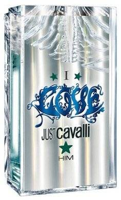 Roberto Cavalli Just Cavalli I love Him