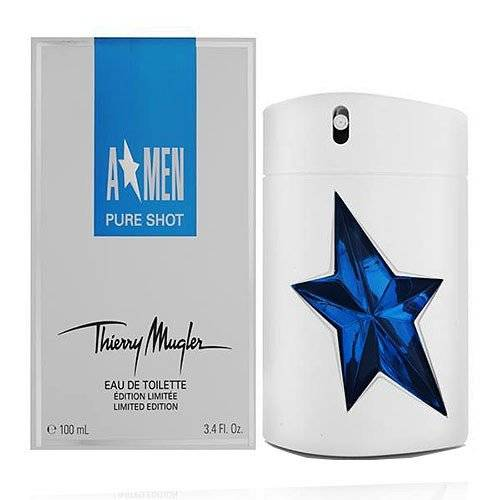 Thierry Mugler A`Men Pure Shot