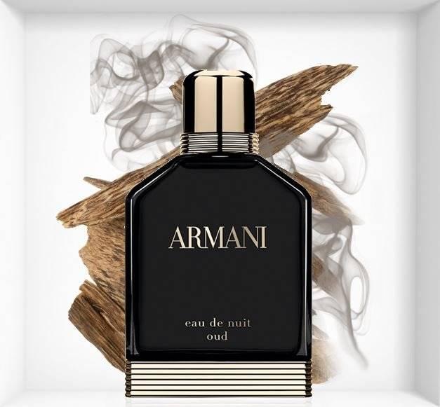 Giorgio Armani Eau De Nuit Oud парфюм минск