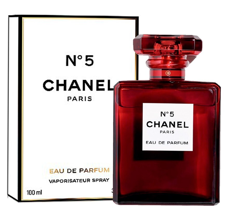 Chanel №5 Red Edition