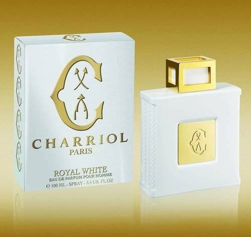 CHARRIOL   Charriol Royal White