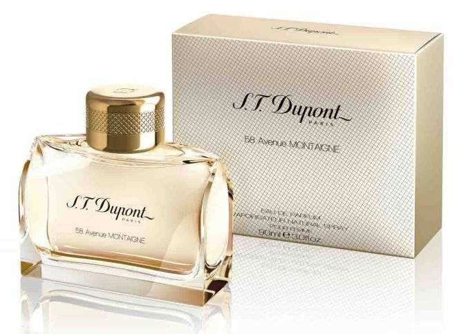 S.T. Dupont   58 Avenue MONTAIGNE For Women