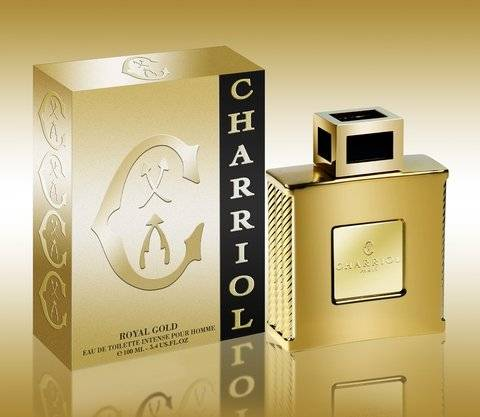 Charriol Royal Gold Intense
