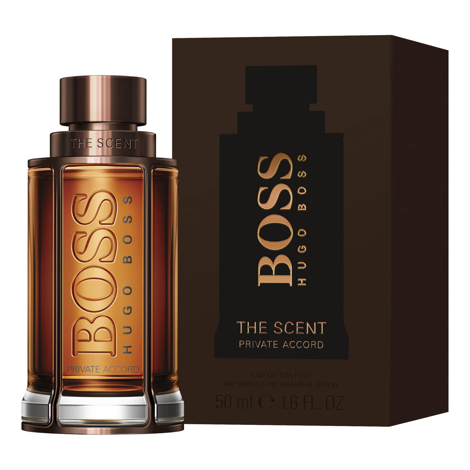 Hugo Boss Boss The Scent Private Accord Man