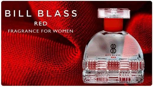 Bill Blass Red