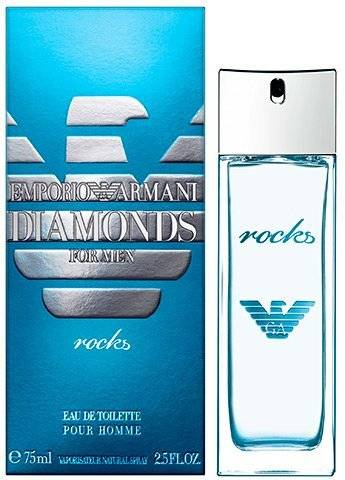 Giorgio Armani Emporio Armani Diamonds For Men Rocks
