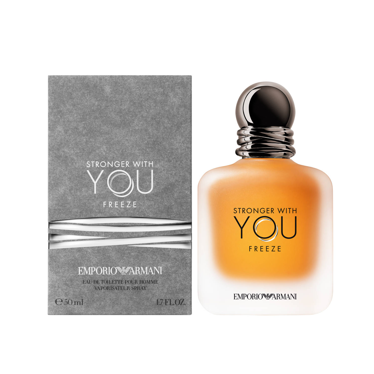 Armani Stronger With You Freeze