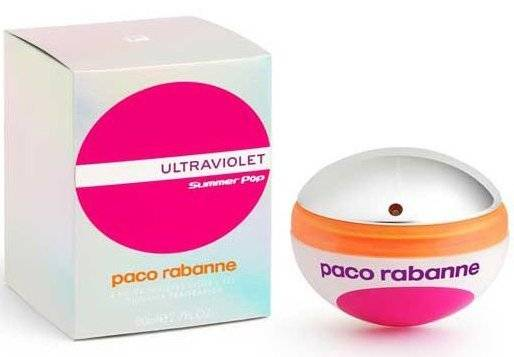 Paco Rabanne Ultraviolet Summer Pop