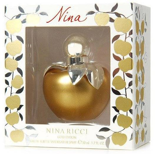 Nina Ricci  Nina Apple Gold Edition
