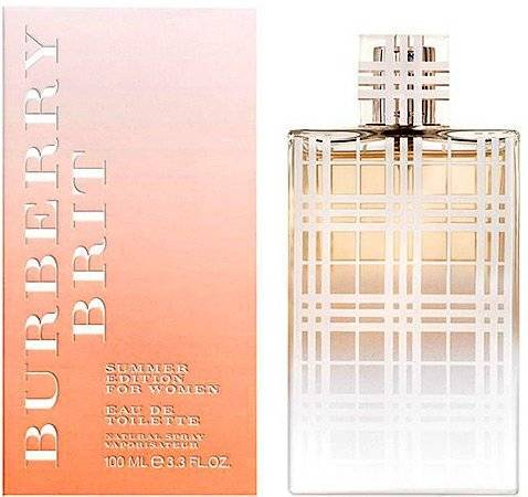 BURBERRY   BRIT Summer women