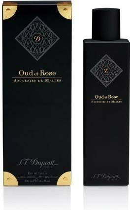 S.T. Dupont Oud et Rose Collection