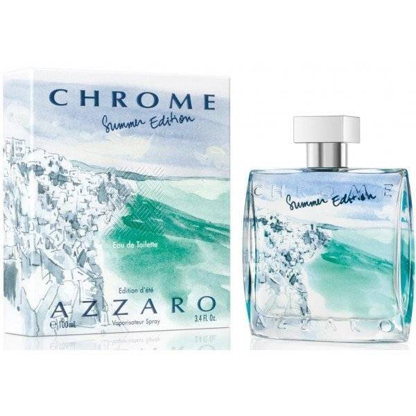 Azzaro Chrome Summer Edition 2013 Azzaro for men