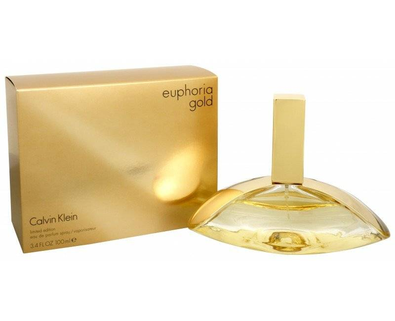 Calvin Klein Euphoria Gold limited edition