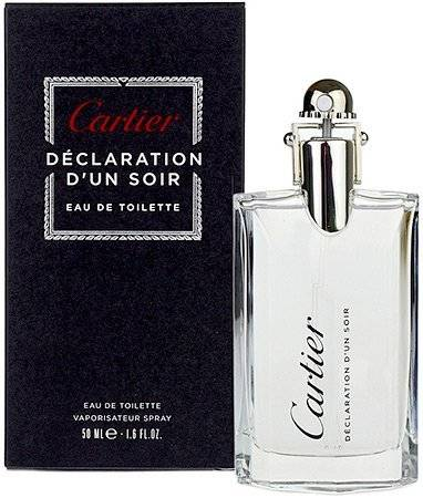 Cartier Declaration Dun Soir парфюм минск