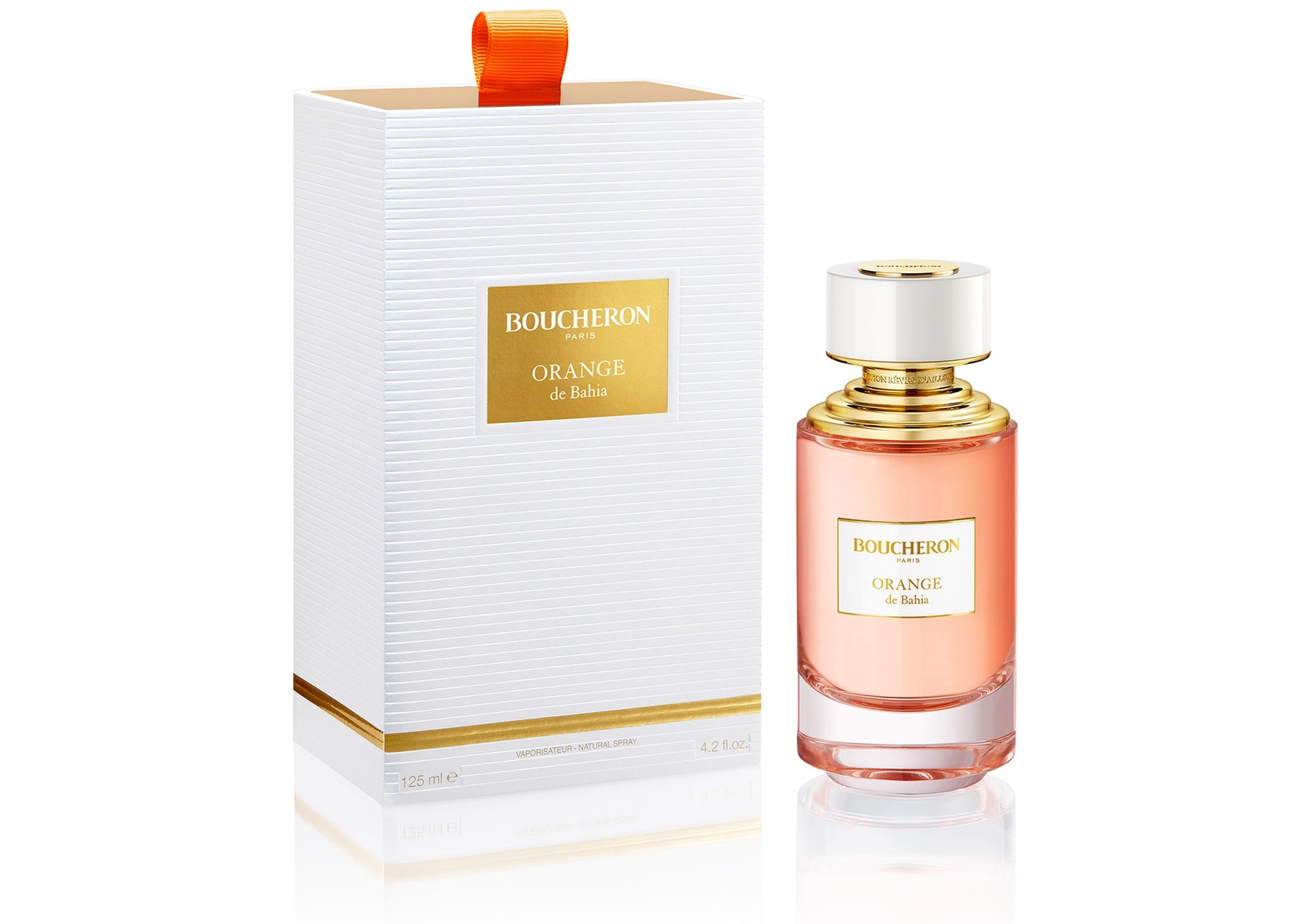 Boucheron Orange De Bahia