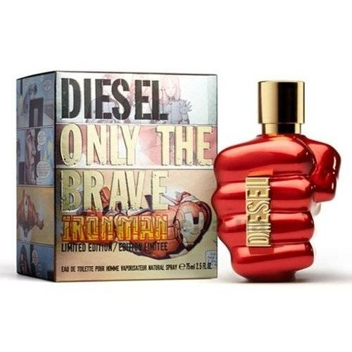 Diesel Only The Brave Limited Edition Iron Man