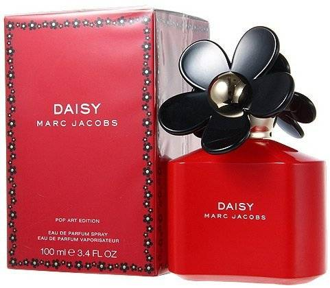 Marc Jacobs DAISY Pop Art Edition
