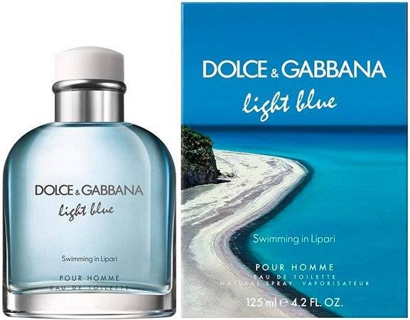 Dolce & Gabbana  Light Blue Swimming in Lipari Pour Homme