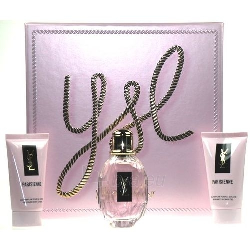 Yves Saint Laurent Parisienne - набор 50ml edp+50ml b/l+50ml s/g