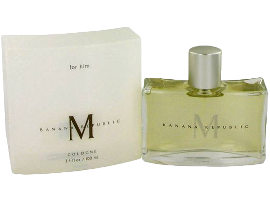 Banana Republic BANANA REPUBLIC M cologne for men