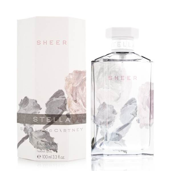 Stella McCartney Sheer Stella eau de tolette