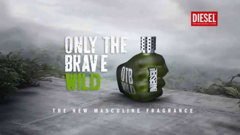 Diesel Only The Brave Wild парфюм минск