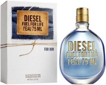 DIESEL  FUEL For Life L`Eau For Him