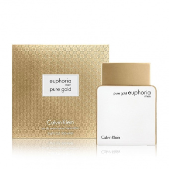 Calvin Klein Euphoria Pure Gold men