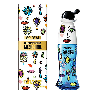 Moschino So Real Cheap & Chic