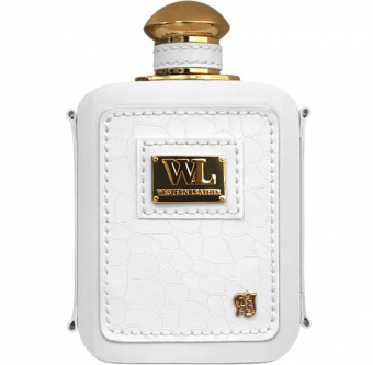 Alexandre J. Western Leather White (LUX)