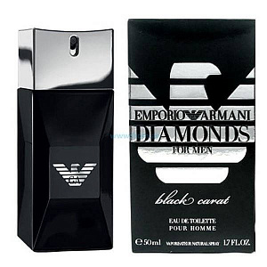 Giorgio Armani Emporio Diamonds Black Carat
