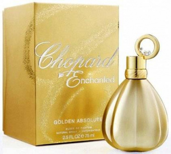 Chopard   Enchanted Golden Absolute elexir de parfum