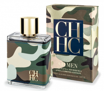 Carolina Herrera CH Africa men