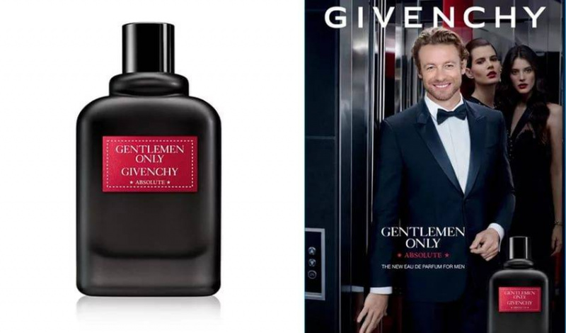 Givenchy Gentlemen Only Absolute парфюм минск