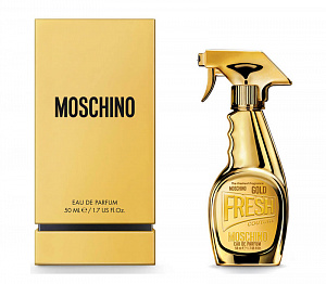 Moschino-Fresh Gold Couture