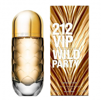 Carolina Herrera 212 VIP Wild Party