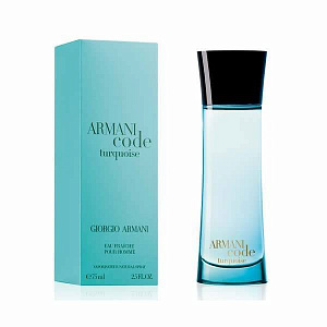 Giorgio Armani Armani Code Turquoise for Men
