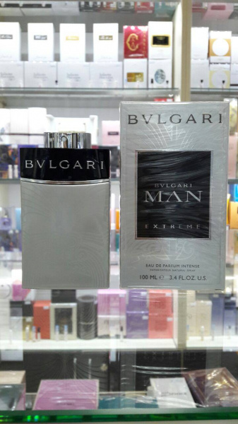 Bvlgari Man Extreme Intense Eau De Parfum парфюм минск
