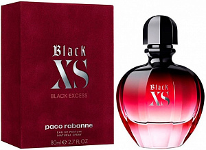 Paco Rabanne Black EXCESS  For Her Eau De Parfum 2018